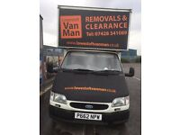 The original Lowestoft van man / Professional removals & house clearances Fully insured & Licensed