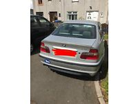 BMW E46 320D *******NON START*******