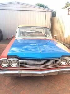 1964 Chevrolet Impala Cranbourne Casey Area Preview