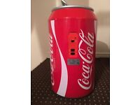 mini cocacola fridge