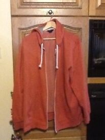 Men's hooded top. Xl
