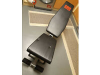 Pro Power Fitness bench Good condition