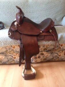 Saddle, Bridle, etc