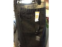 Mens Black Jeans New with Tag on