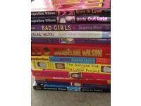 Jacqueline Wilson 12 books