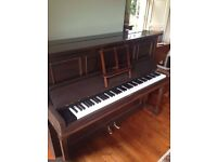 ROGERS UPRIGHT PIANO £350