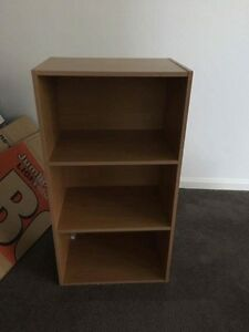 Book shelves ($9/each x 2) + bed side draw $10 Haymarket Inner Sydney Preview