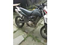 Yamaha 2008 xt125 breaking for parts