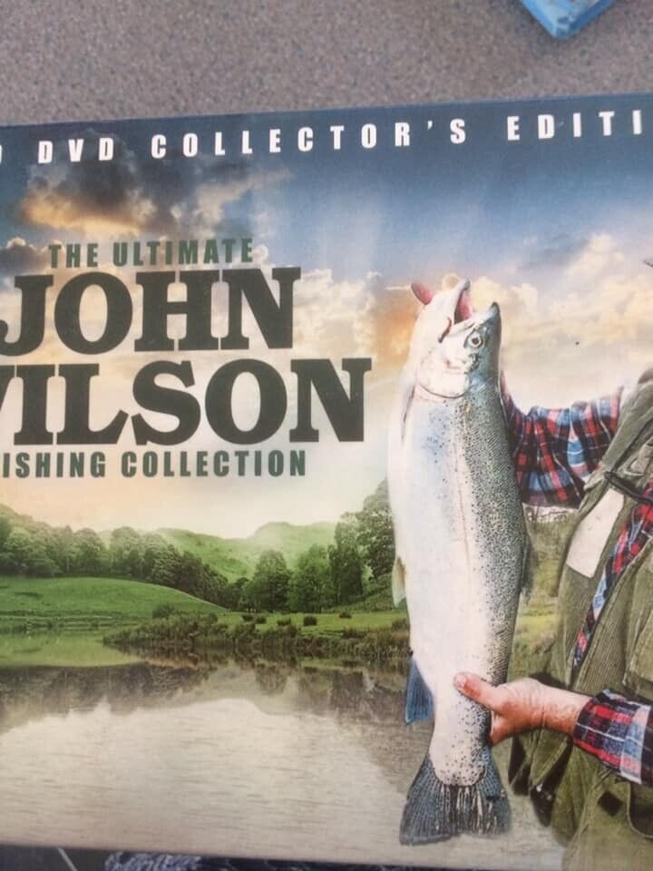 John Wilson Fishing dvd's new | in Uddingston, Glasgow | Gumtree