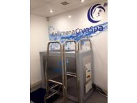 CryoSpa / Ice bath and on going business for sale