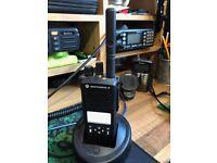 MOTOROLA DP4601 dmr radio may swap