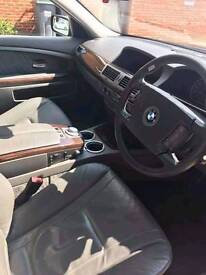 Bmw 735i full extras for sale!!!