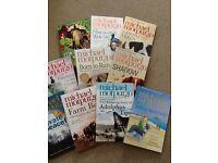 Michael Morpurgo 10 set bundle of books, IMMACULATE
