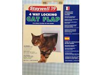 Staywell 19 Cat Flap