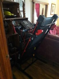 Dynamix T2000D Motorised Treadmill