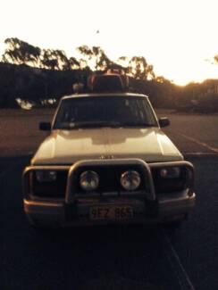 1996 Jeep Cherokee Sport Backpacker Campervan Parramatta Park Cairns City Preview