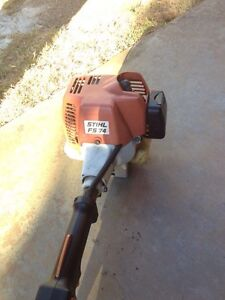 Stihl FS 74 Straight Shaft Petrol Whipper Snipper Dianella Stirling Area Preview