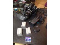 Nikon D700 DSLR CAMERA + FIX LENS - URGENT