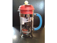 Bodum French Press 1L 8Cup Glass Caffetiera Caffetiera