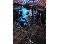 Pearl Masters shell pack only in silver sparkle