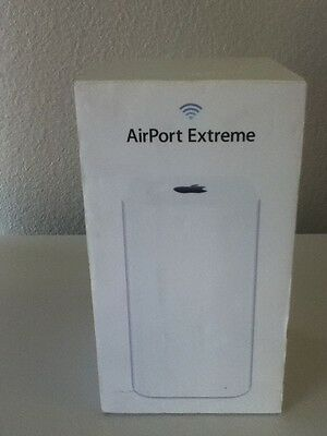 APPLE AIRPORT EXTREME ROUTER 802.11ac Wi-Fi ME918LL/A 3 PORTS  NEW OTHER