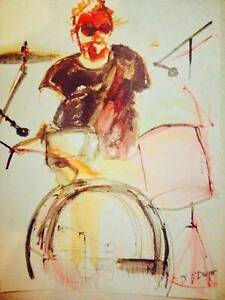 DRUM LESSONS IN STANMORE WITH LUKE HERBERT Stanmore Marrickville Area Preview