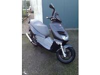 Aprilia Leonardo 250 scooter