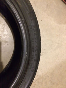 Four Used 225/45 r18