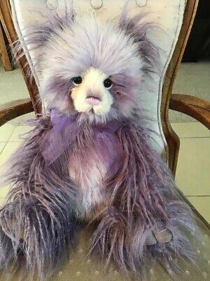 CHARLIE BEARS 2019 PLUMO YEAR BEAR 18