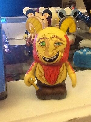 "DISNEY Vinylmation Park 3"" Myths And Legends Pan The Satyr With Flute"