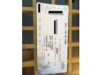 2 x Drake GLASGOW STANDING Tickets - THURSDAY 26TH JANUARY - SOLD OUT - SSE HYDRO