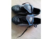 Football boots Size 6 £1