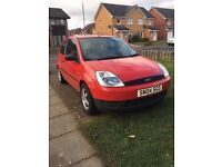2004 Ford Fiesta Finesse Excellent First Car