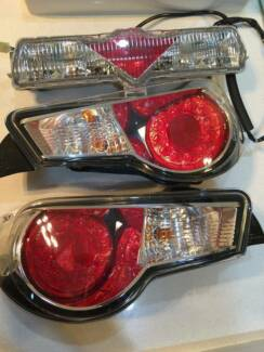 Toyoa 86 tail light+ Rear backup light