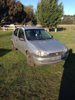 Holden Barina - good k's Ballan Moorabool Area Preview