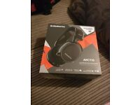 Steelseries Arctis 7 Wireless Headphones for PC, Mac, PS4 and VR. Works wired for Xbox One/Mobile