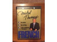 Michel Thomas 8-Hour french course (on 8 CDs)
