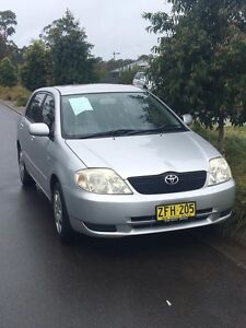 Toyota Corolla conquest Medowie Port Stephens Area Preview