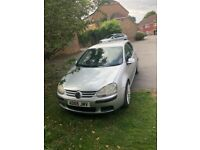 Selling Vw golf S 1.4 petrol