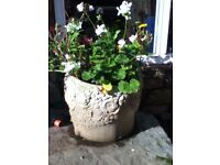 Reconstituted Stone Plant Pots