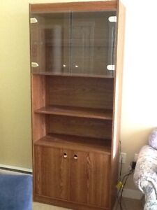 Lighted China or Display Cabinet