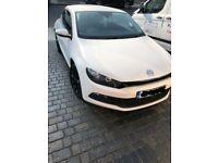 2012 VW White Scirocco *Low Mileage*