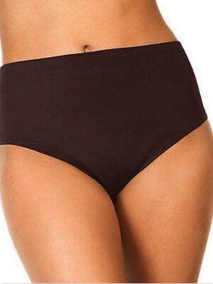 Separates Basic Pant (NWT MIRACLESUIT SWIM SEPARATES: Basic Pant 12/14/16 Brown Classic Closed Bottom )