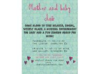 Parent and Baby choir - Didsbury/Chorlton/Heaton Norris