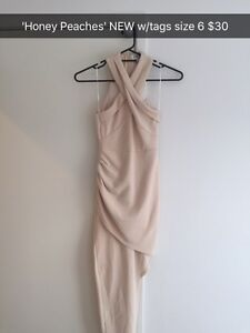 Honey Peaches Dress *New with tags* Augustine Heights Ipswich City Preview