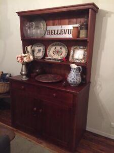 Antique Kitchen Hutch / Dresser