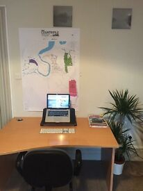 **Clifton Office Desk Space £140**