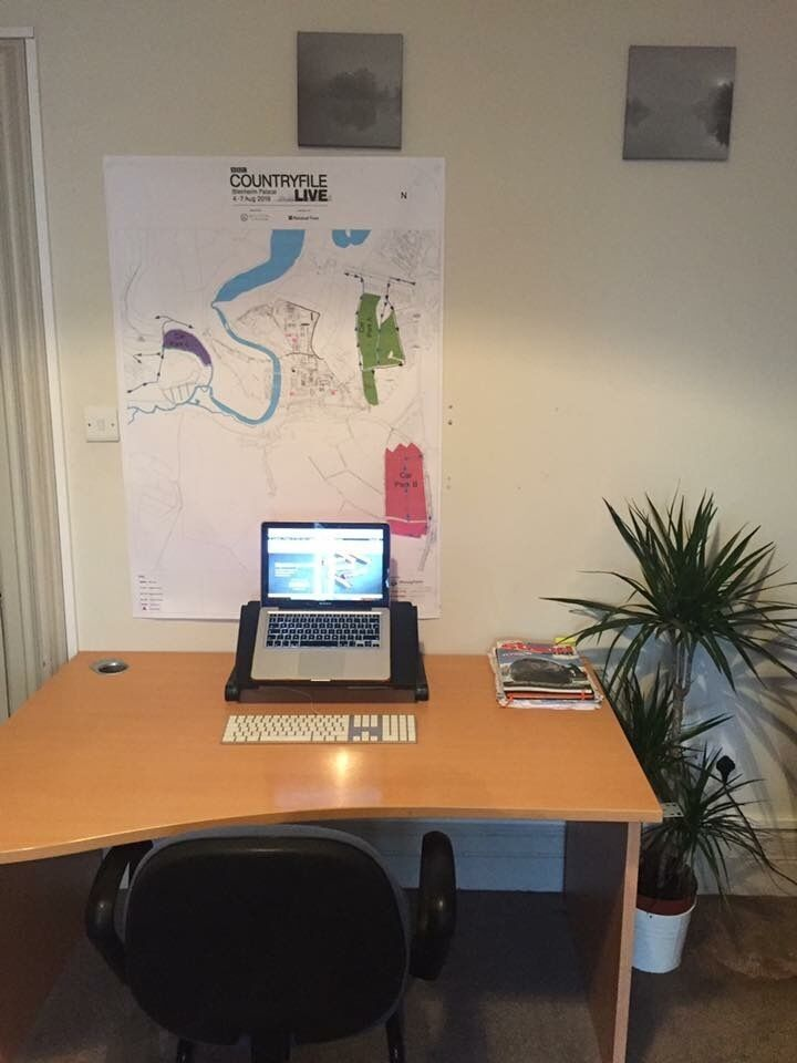 **Clifton Office Desk Space only £140** REDUCED