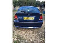 BMW E46 318ti compact 2.0