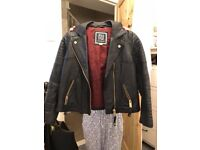 Genuine leather jacket from River Island BRAND NEW